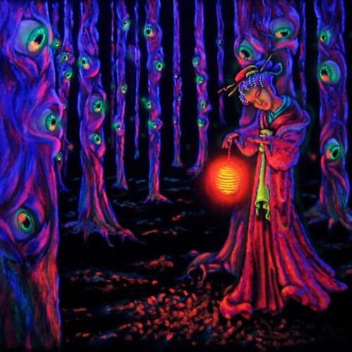 Smoke Ship - Fluorecent Forest
