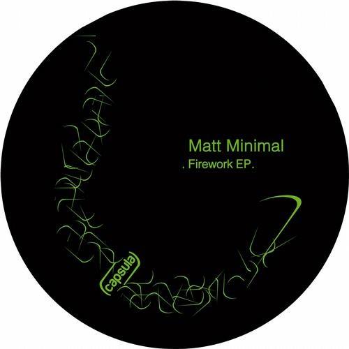 Matt Minimal - Firework EP