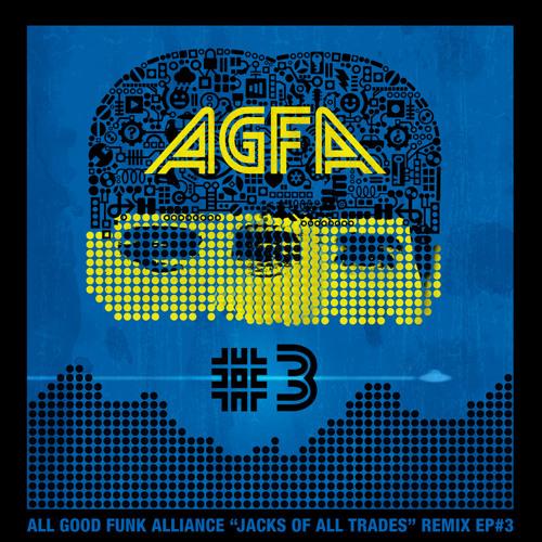 AGFA - Jacks of All Trades Remixed EP #3