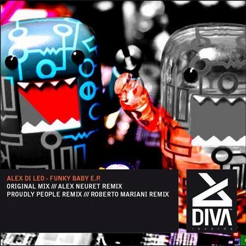 Alex di Leo - Funky Baby (Roberto Mariani Remix) [Diva Records (Italy)]