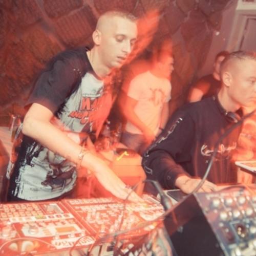 W4 Gang LIVE! aka Zahni vs ILL Patron & Kanna[d]iss @ Altes Präzionswerk Wet Club Espenhain 02.02.13