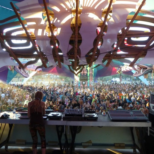 Dj set Sunrise Boom 2012
