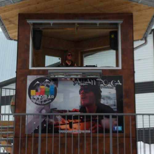 Ski party 01/02/13 part 4 at Le Pano Bar 2600