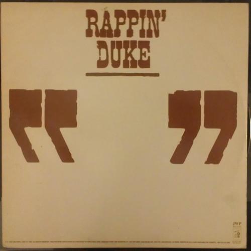Rappin' Duke [Vinyl]