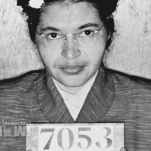 On Rosa Parks' 100th Birthday, Recalling a Rebellious Life 3 of 3
