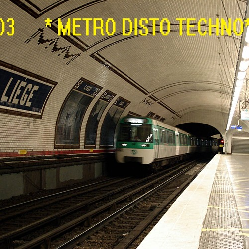 Metro Disto Techno - February Acid Pattern