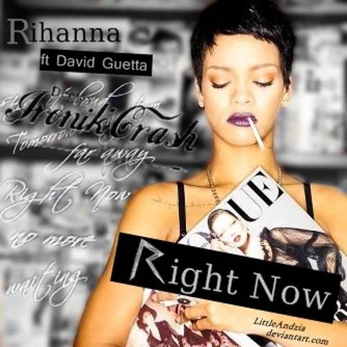 Rihanna - Right Now (Dj Ironik Crash 3 in 1 mix)
