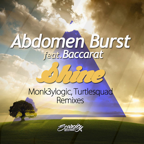 (Monk3ylogic Remix) Abdomen Burst - Shine [Scarcity Records]