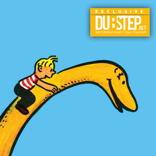 Danny and the Dinosaur by NiT GriT & Mochipet - Dubstep.NET Exclusive