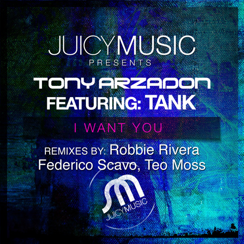 Tony Arzadon feat Tank - I Want You (Teo Moss Remix Dub)