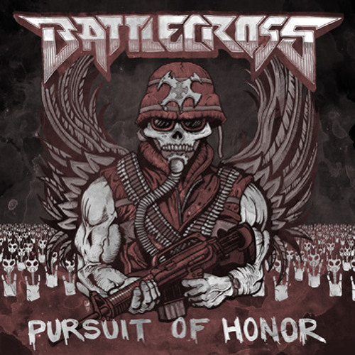 "Battlecross ""Man Of Stone"""