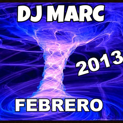 DJ MARC @ FEBRERO 2013