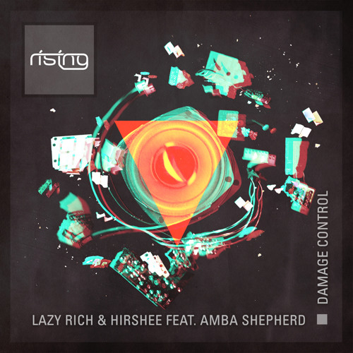 Lazy Rich & Hirshee - Damage Control (Bloodshugga Remix)
