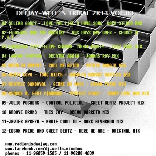 DEEJAY-WELL´S - TRIBAL-2K13 VOL.03