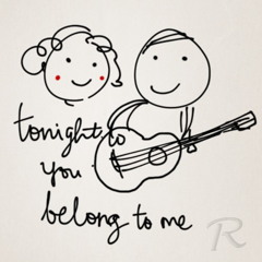 Tonight You Belong To Me - OST The Jerk (cover) @Runtlalala & @Rendypandugo
