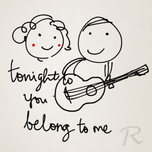 Tonight You Belong To Me - OST The Jerk (cover) @Runtlalala & @Rendypandugo