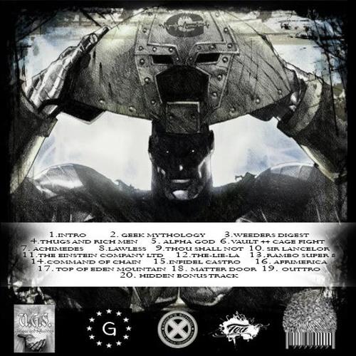 Graveyard shifter- Rambo super 8 (prod by Lord Gamma)