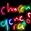 chosen Genaration (chris tomlin)