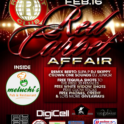 RED CARPET AFFAIR PROMO MIXTAPE