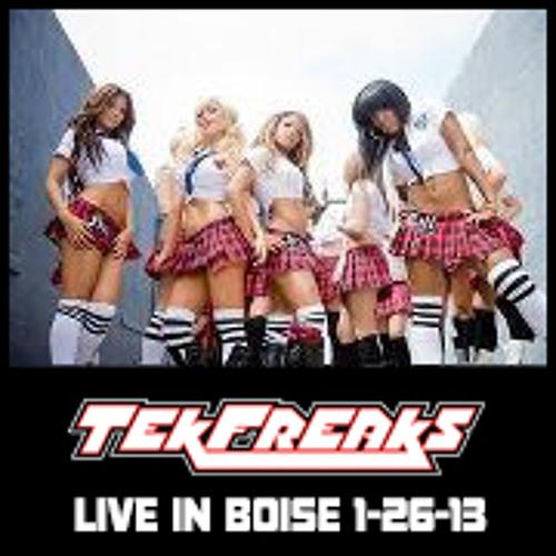 TekFreaks live in Boise 1-26-13