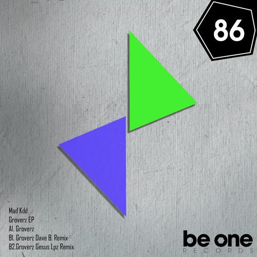 BOR086 Mad Kidd - Groverz EP