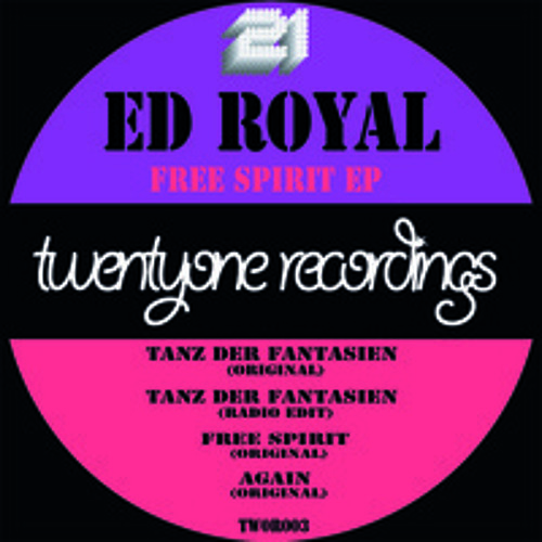 Ed Royal - Tanz der Fantasien (original)