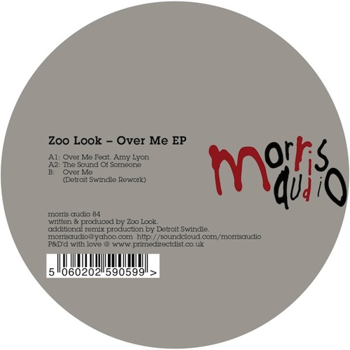 Zoo look Ft. Amy Lyon - Over Me (Detroit Swindle Rework) preview - Forthcoming on Morris Audio