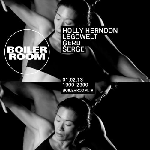 Serge Clone 50 min Boiler Room mix