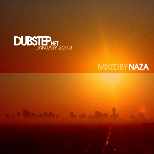 Dubstep.NET January 2013 mixed by NAZA