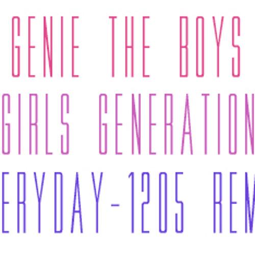 [REMIX] GG(SNSD) GENIE THE BOYS