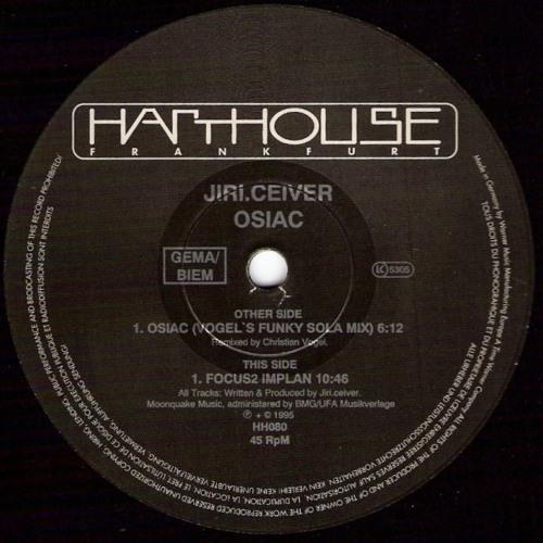 Jiri Ceiver - Osiac (Vogel's Funky Sola Mix)