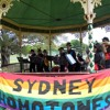 Music from Pirates of the Caribbean - Sydney Homotones
