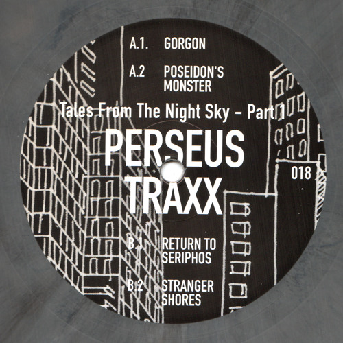 Perseus Traxx - Tales From The Night Sky - Part 1 [MOS 018]