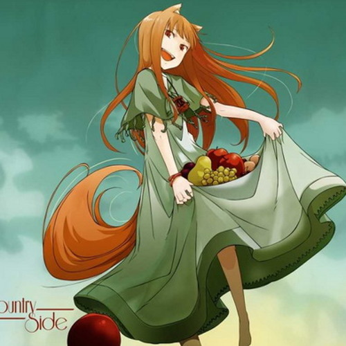 Spice and wolf OP ~ Tabi no Tochuu 【❉Rainy rose❉】