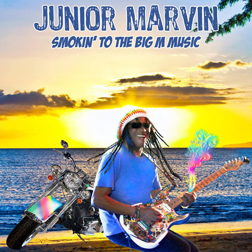 Junior Marvin - Bad Mind People