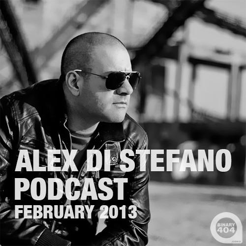 Alex Di Stefano Podcast February 2013 [FREE DOWNLOAD]