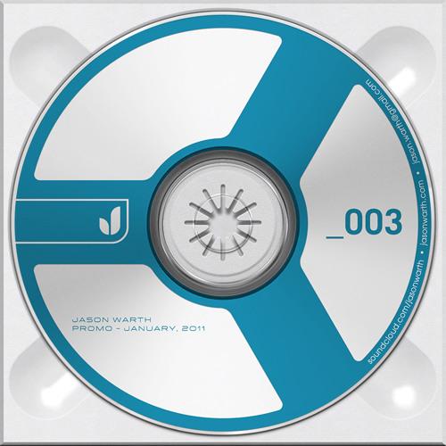 J_003:  Jason Warth - Promo Mix (January, 2011)