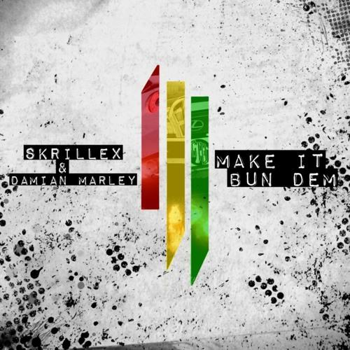 """Skrillex & Damian Marley - Make it Bun Dem (Jim Davis Fast Gold Trap Edit) Free Dl on """"buythistrack"""""""