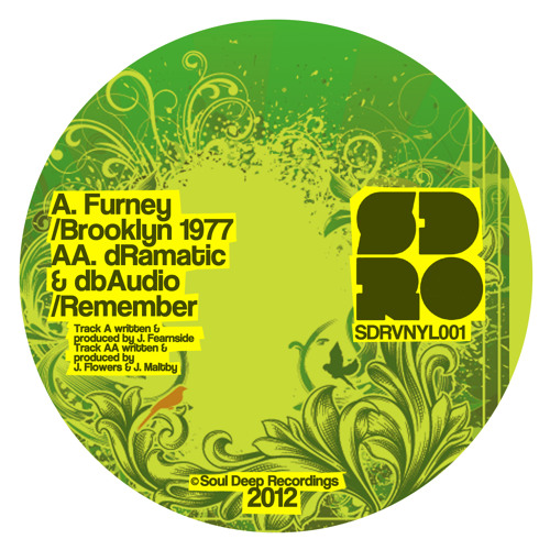 "Furney - Brooklyn 1977 - Now Available on SDR 12""!!"