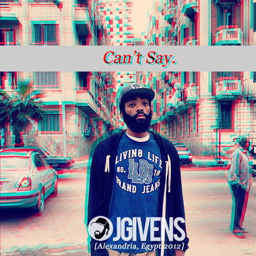 Can't Say (prod. by Evil Needle)