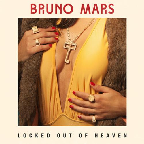 Bruno Mars - Locked out of heaven ( Brett G Remix  )