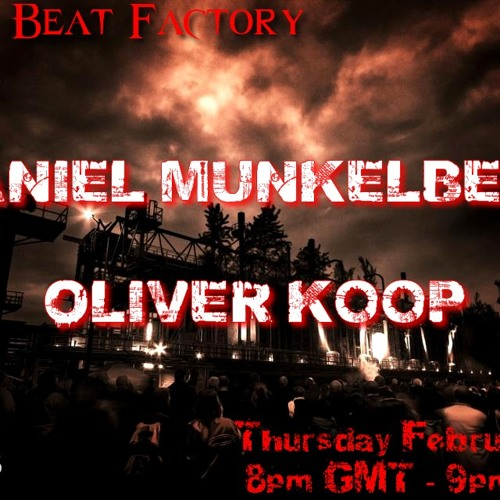 Dark Beat Factory #044 - Daniel Mulkenberg & Oliver Koop (Infos inside - No tracklists)