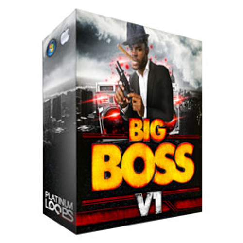 Big Boss V1 - Hip Hop Samples