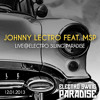 Johnny Lectro feat. MSP Live@Electro Swing Paradise 12.01.13