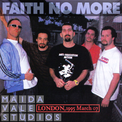 Faith No More - 01 - Digging The Grave (Maida Vale Studios, '95)