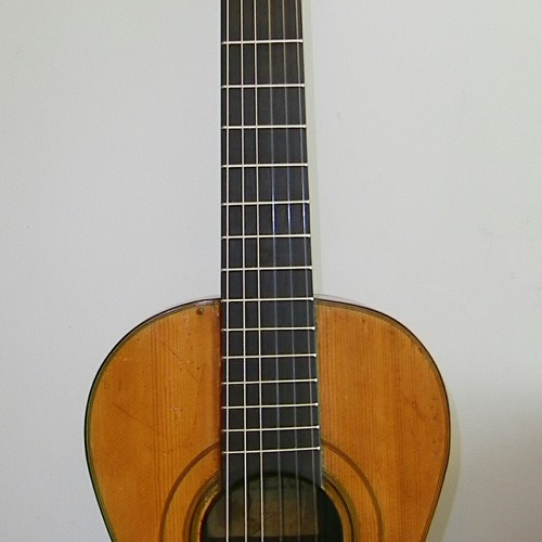 Romanza - Nicolo Paganini - Jerry Willard playing a Louis Panormo guitar 1831