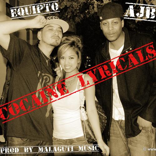 Cocaine Lyricals- Ft Equipto Prod- Malaguti Music