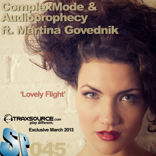 ComplexMode & Audioprophecy feat. Martina Govednik 'Lovely Flight'  (CLIP)