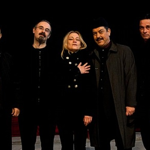 N'HABBIK - L'Enfance Rouge & Lotfi Bouchnak نحبك - لطفى بوشناق
