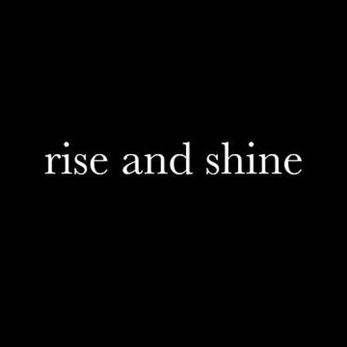 Shine on ft. Matt Jeter